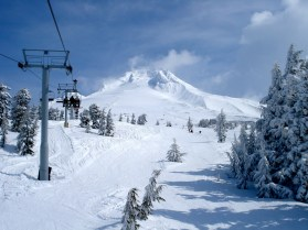 Mt. Hood Skiing