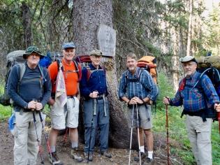 EagleCap2012 - OldBackpackers