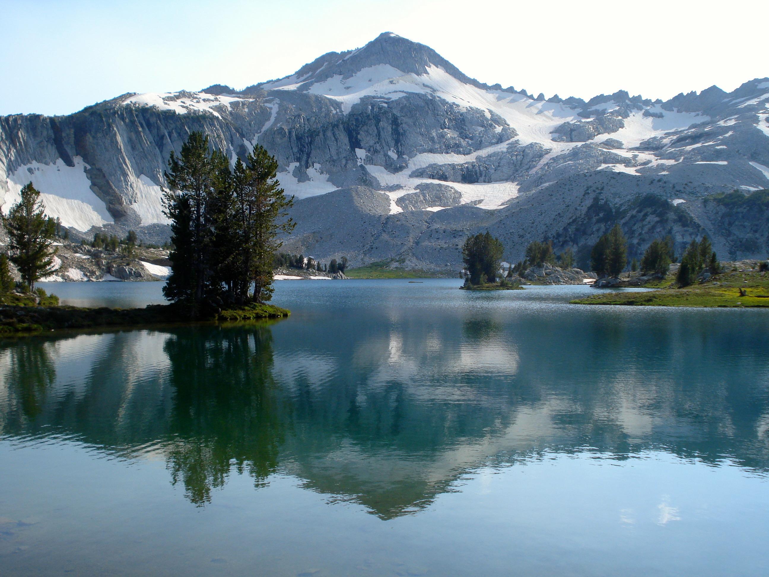 Glacier Lake - Eagle Cap