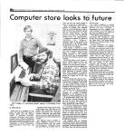 Scientific Frontiers Grand Opening 1981