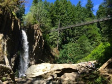 Drift Creek Falls - Oregon
