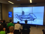 Using Video Wall for Engineering Design
