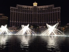 Bellagio during CES2015