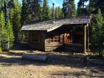 Willamette Pass Ski Cabin