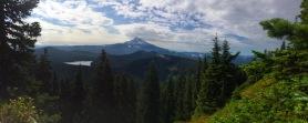 Mt. Hood & Lost Lake from Buck Peak