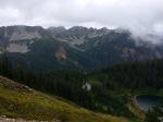 Above Alaska Lake