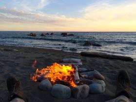 Second Night Private Beach