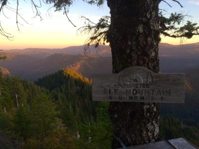 Elk Mountain Summit