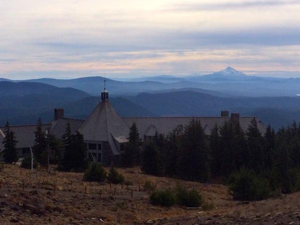 Return to Timberline Lodge