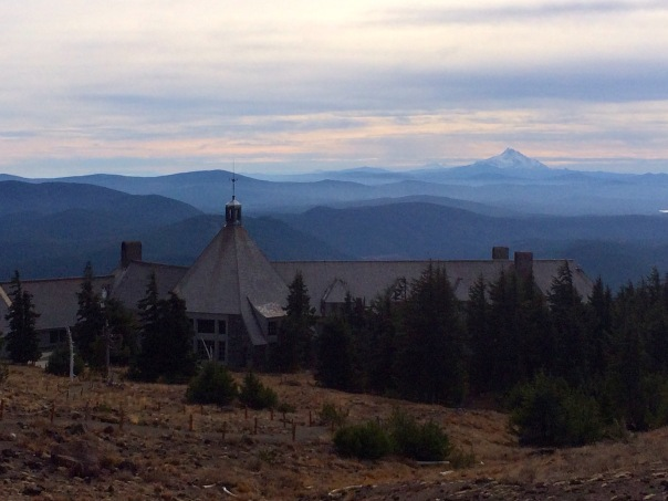 Return to Timberline Lodge