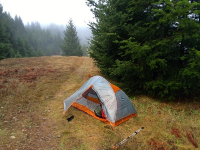 Cooksie Ridge Campsite