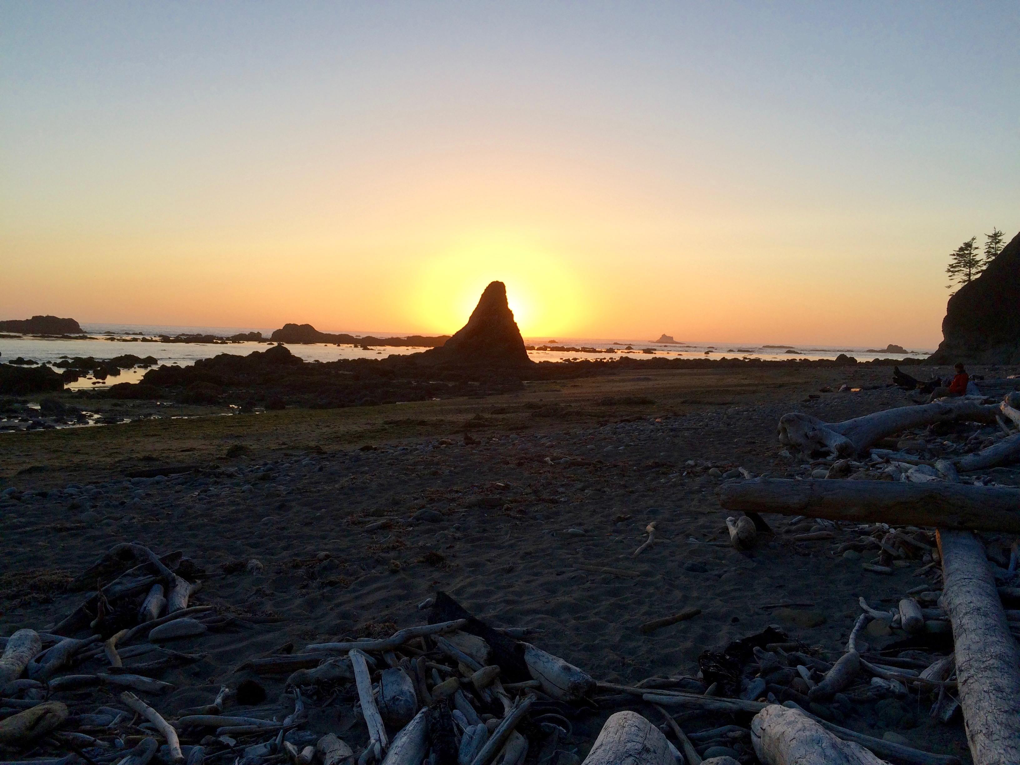Halo Sunset