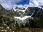 Mt Shuksan from Lake Ann