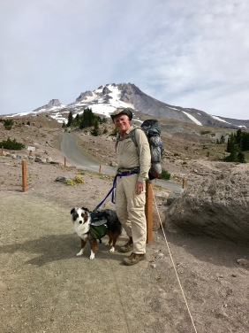 Starting out at Timberline Lodge