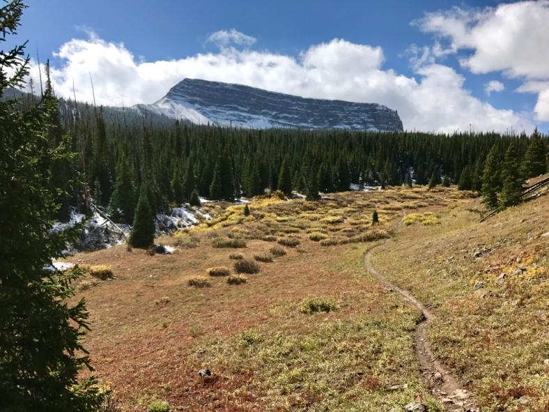 Trail to Hooper Lake