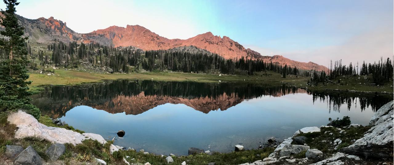 Mica Lake Pan