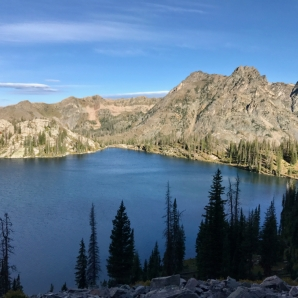 Above Gilpin Lake
