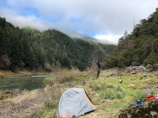 Slate Slide Campsite