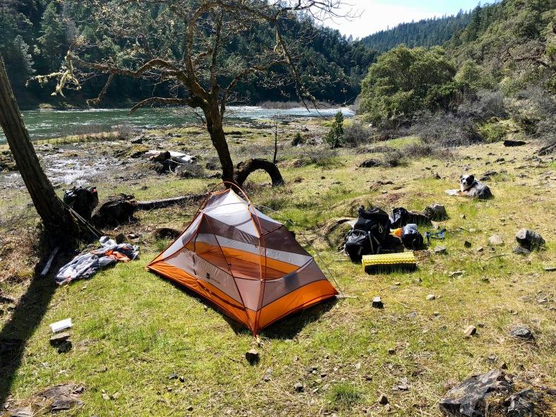 Doe Creek Campsite