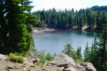 South Mattieu Lake