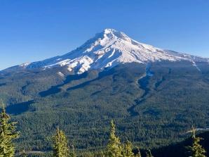 Mt Hood on 110818