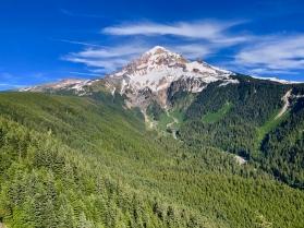 Mt Hood from Bald Mountain