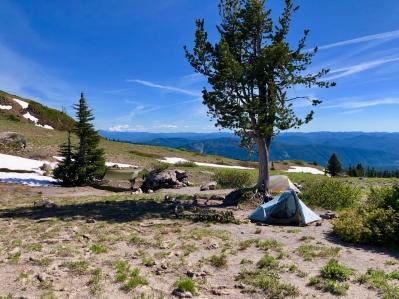 Split Rock Campsite