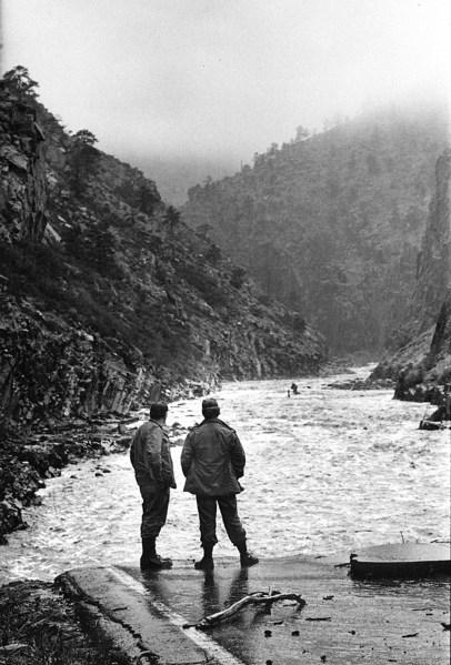 Big Thompson River Canyon (1976 flood) (Steve Larson/The Denver Post)