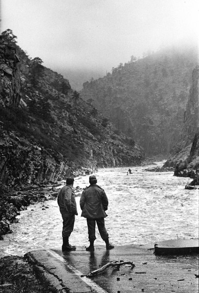Big Thompson River Canyon (1976 flood) (Steve Larson/The Denver Post)