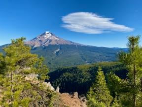 Mt Hood from TDH