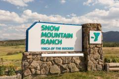 SnowMountainRanchSign