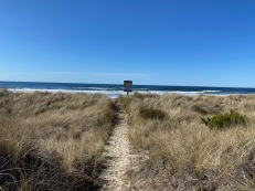 Tahkenitch - Approaching Beach6