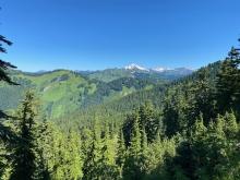 Glacier Peak Goal