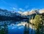 Alice Lake SawtoothMountains